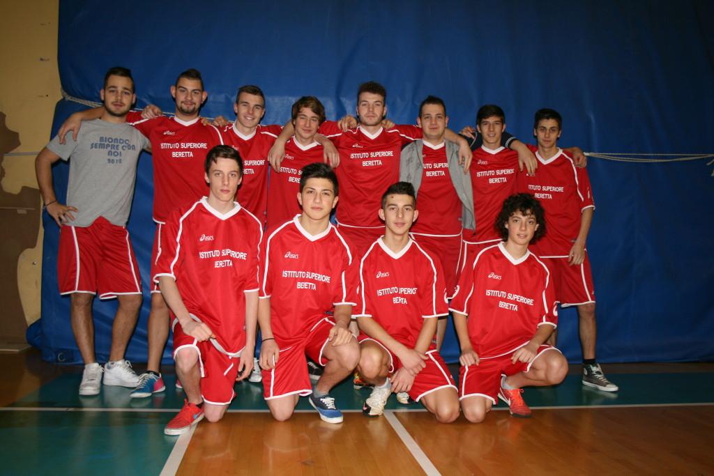 Squadra maschile IPSIA