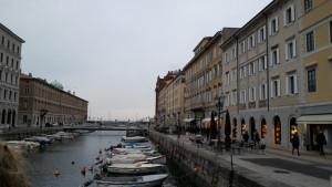 Canal Grande, Trieste