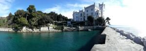 Castello di Miramare, Trieste